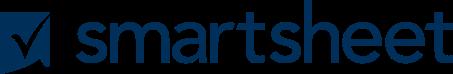 Smartsheet project management software logo.