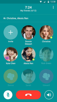 Android Popcorn Buzz App