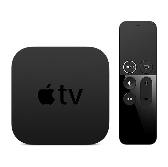 Apple TVos