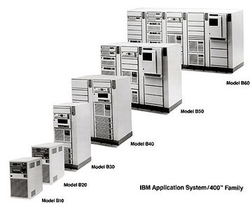 Application System/400