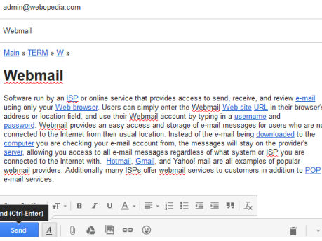 email-definition