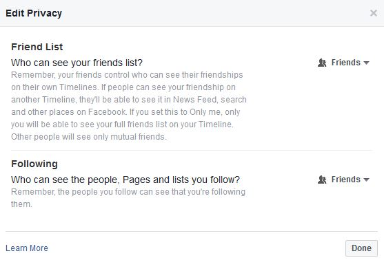 Facebook-Hide-Friend-List