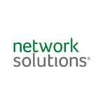 Network Solutions logo.