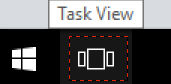 Task View icon