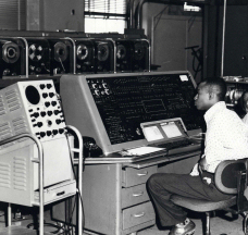 The 5 generations of computers - A UNIVAC computer at the Census Bureau.