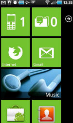 Launcher 7 Android App