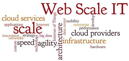 Web-scale IT