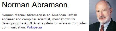 Abramson, Norman