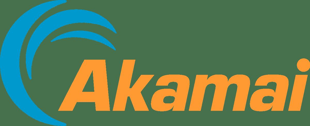 The logo for Akamai Technologies.