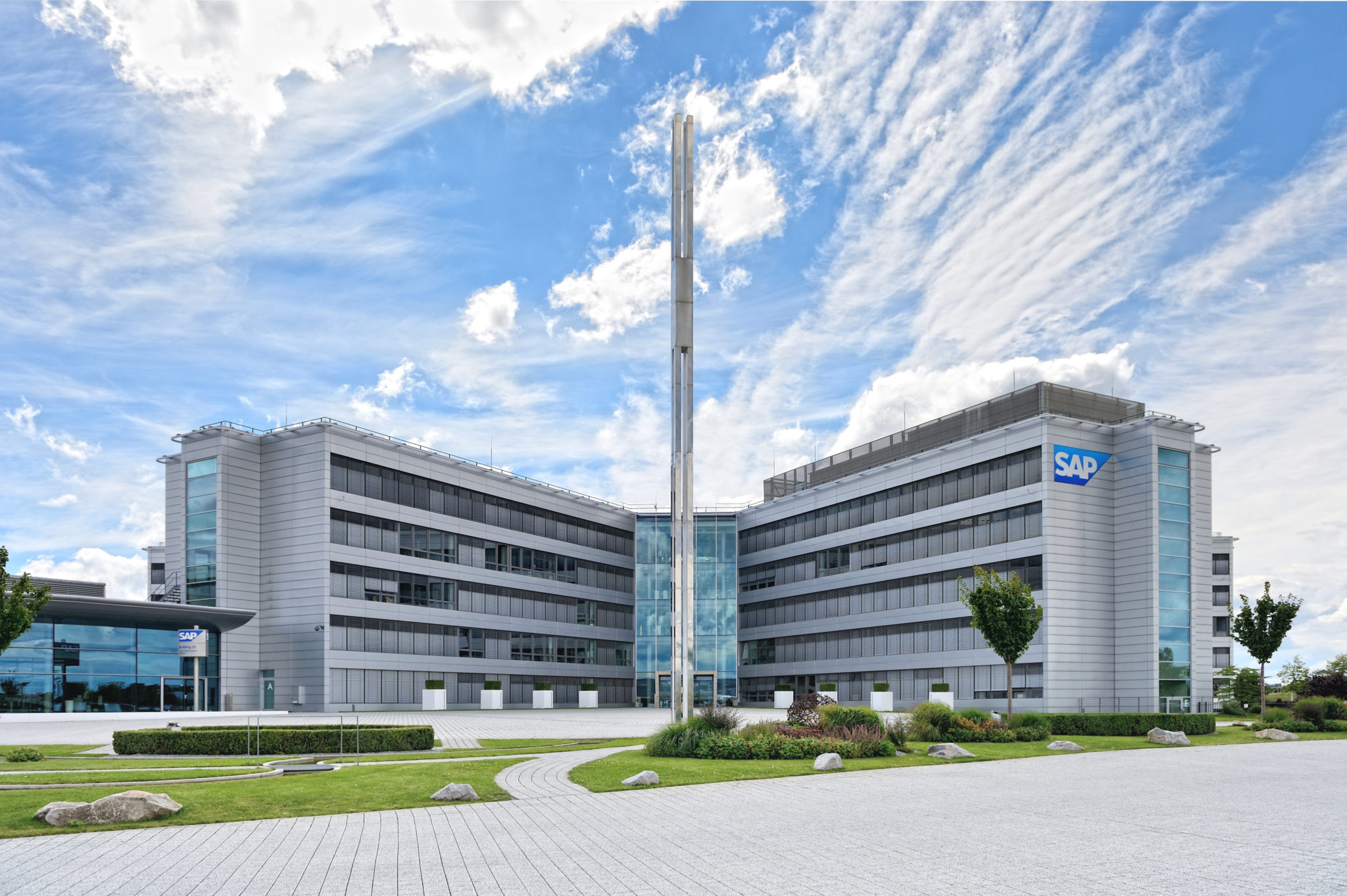 SAP Headquarters in Walldorf, Germany. Provided by SAP.