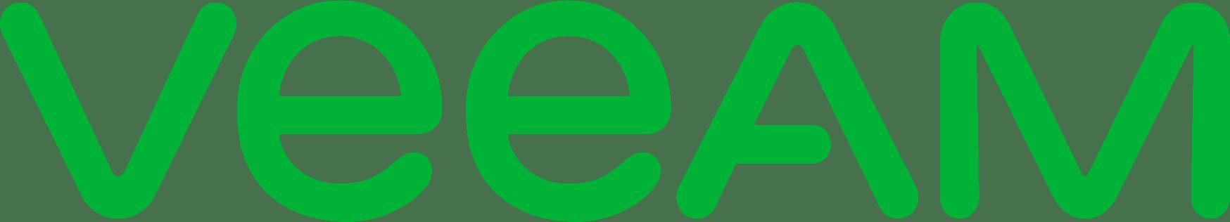 The logo for Veeam Software.