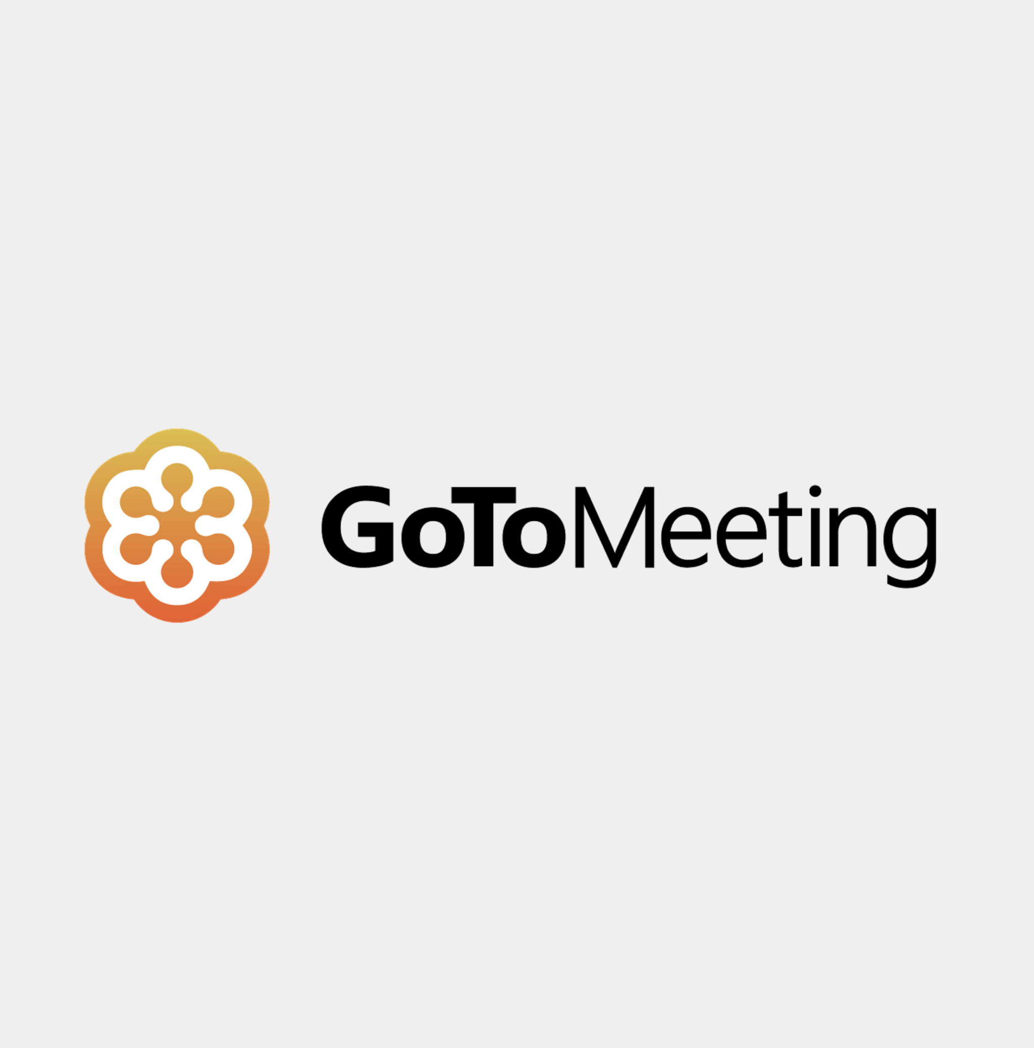 The logo for GoToMeeting.